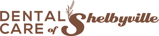 Dental Care of Shelbyville logo
